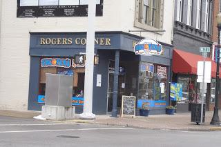 roger's corner