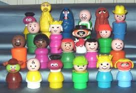 Little People Sesame Street
