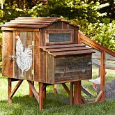 Williams-Sonoma chicken coop