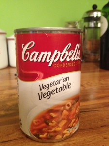 vegetarian vegetable soup