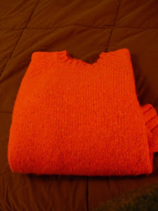 Sweater from Little Golden Fox