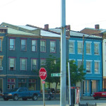 Madison Historic District in Madison Indiana