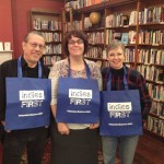 Madison Monday: Honorary bookseller for a day
