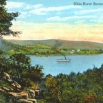 Madison postcard